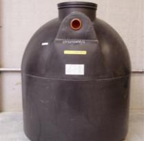 cilindrische septische put