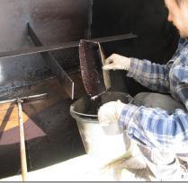manueel mazouttank reinigen bovengronds